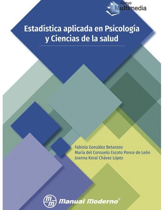 Estadística aplicada en Psicología y Ciencias de la salud