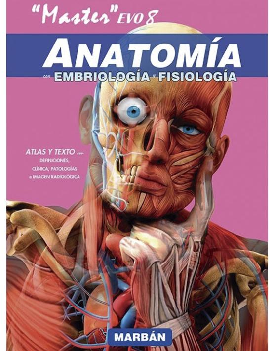 Master Anatomía EVO 8, Embriología y Fisiología