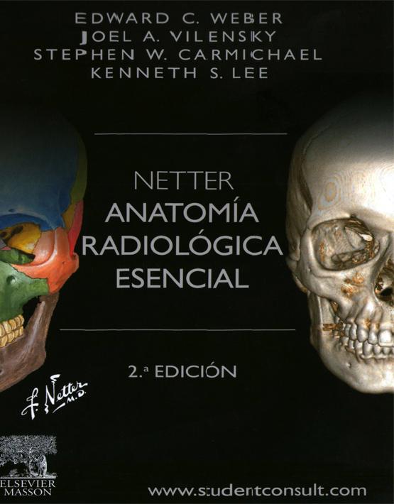 Netter Anatomía radiológica esencial (+Student Consult)