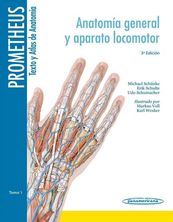 Prometheus. Texto y Atlas de Anatomía Tomo 1