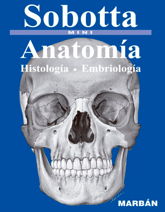 Sobotta Mini: Anatomía, Histología, Embriología