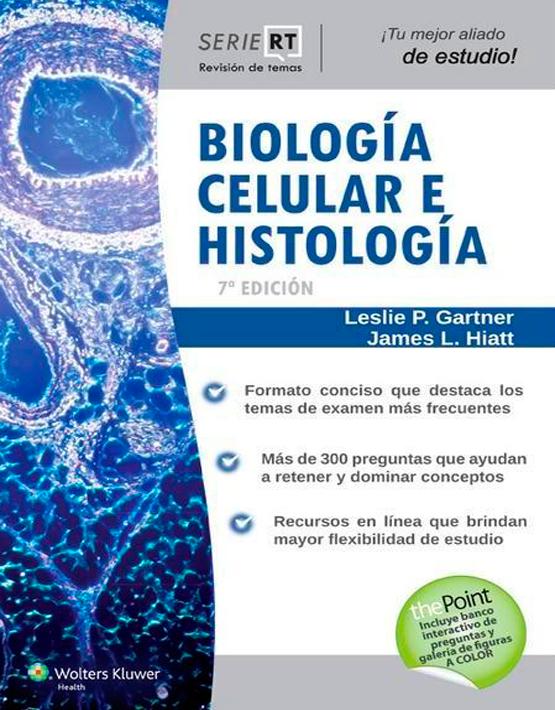 Biología celular e histología (Serie RT)