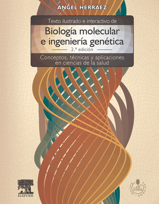 Texto ilustrado de biología molecular e ingeniería genética