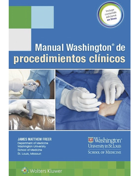 Manual Washington de procedimientos clínicos