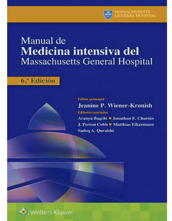 Manual de Medicina Intensiva del Massachusetts General Hospital