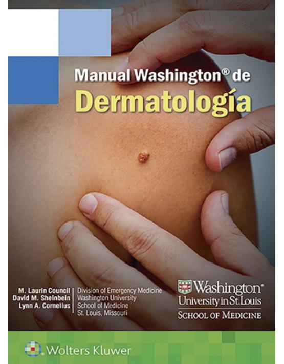 Manual Washington de dermatología