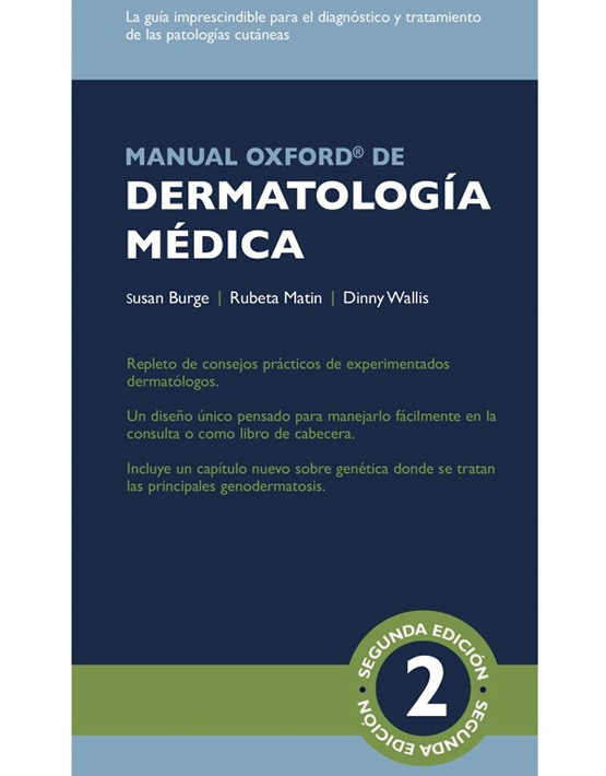 Manual Oxford de Dermatología Clínica