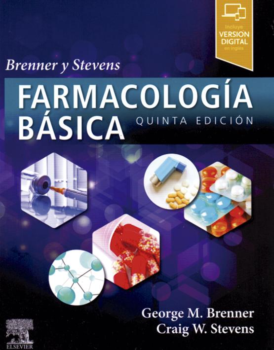 Brenner & Stevens Farmacología básica