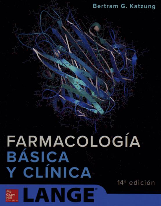 Farmacología Básica y Clínica