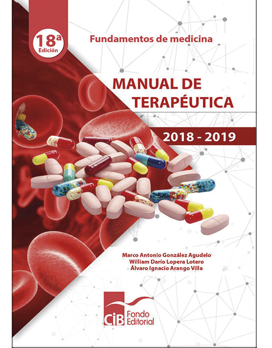 Manual de Terapéutica 2018 - 2019