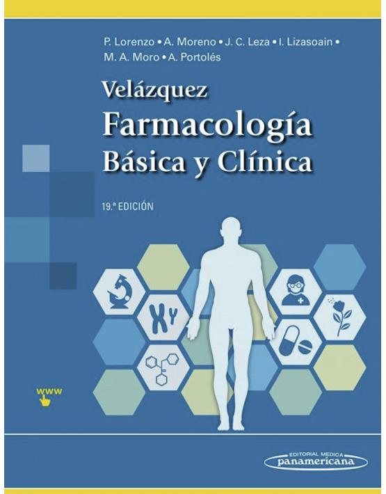 Velázquez. Farmacología Básica y Clínica
