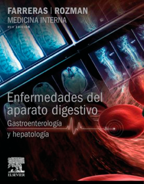 Farreras y Rozman Enfermedades del aparato digestivo