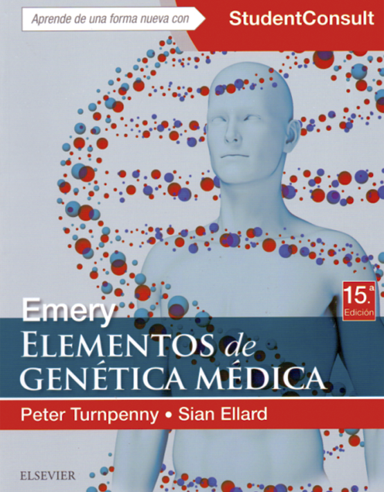 Emery. Elementos de genética médica (+ StudentConsult)