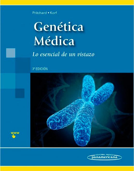 Pritchard -Genética médica