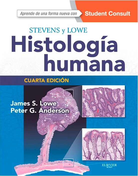 Stevens y Lowe Histología humana (+Student Consult)