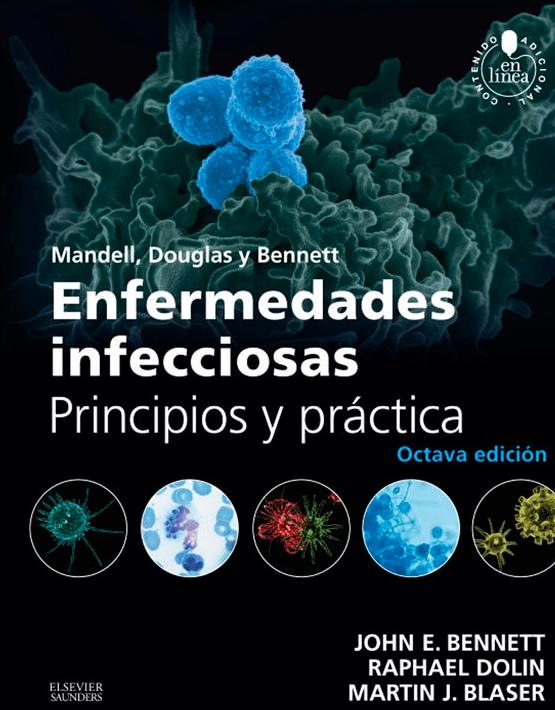 Mandell. Enfermedades infecciosas. Principios y práctica (+ web) 2vols.