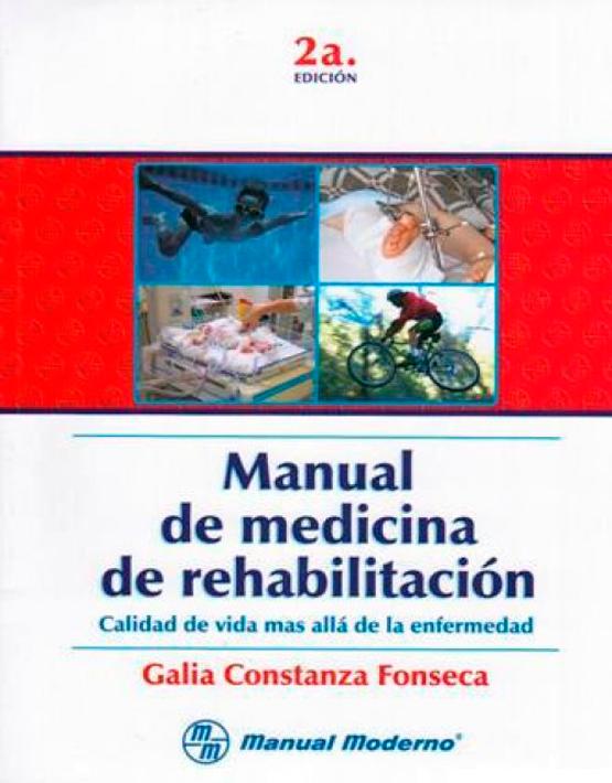 Manual de medicina de rehabilitación