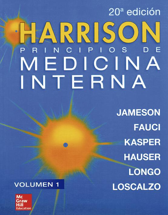 Harrison Principios de Medicina Interna 2 Vols.