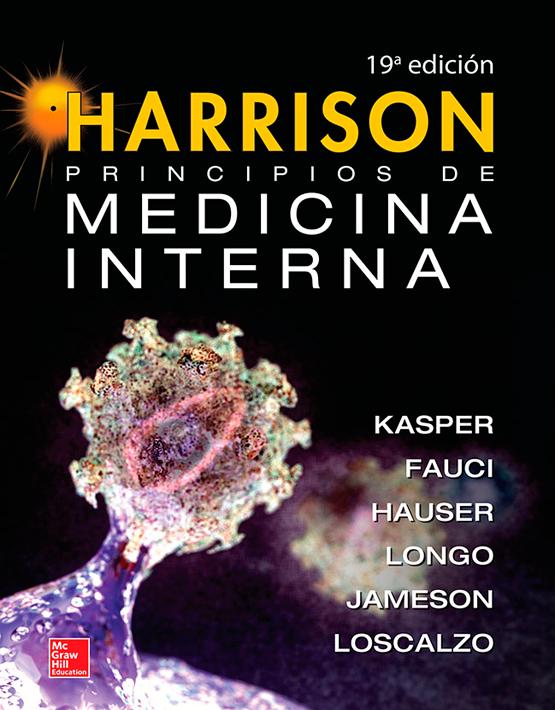 Harrison. Principios de Medicina Interna