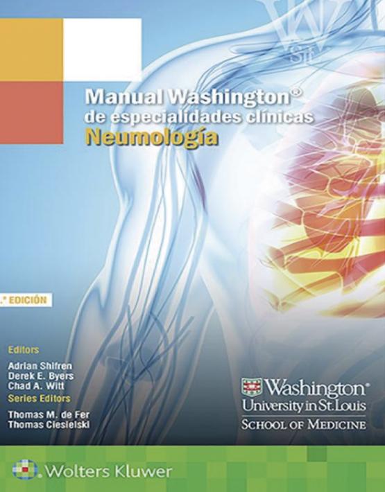 Manual Washington de especialidades clínicas: Neumología