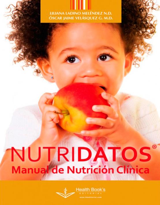 Nutridatos. Manual de nutrición clínica