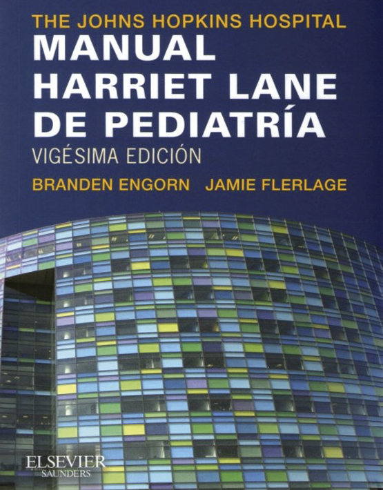 Manual Harriet Lane de Pediatría