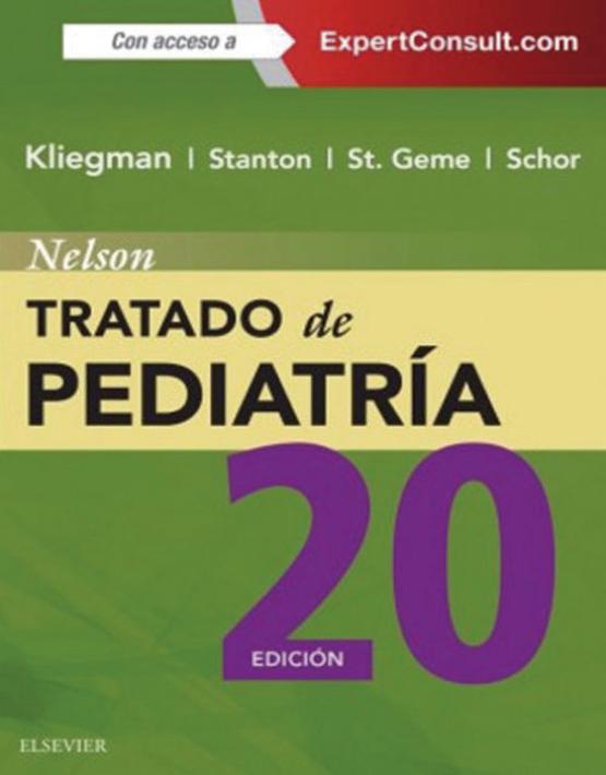 Nelson. Tratado de pediatría 2vols. (+ ExpertConsult)