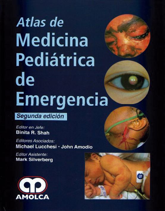 Atlas de medicina pediátrica de emergencia