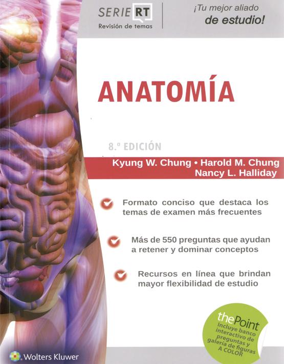 Anatomía (Serie RT)