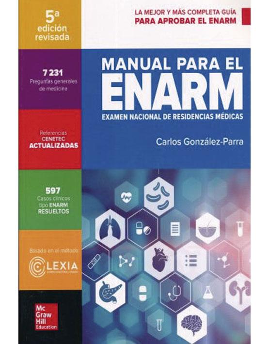 Manual Para El Enarm (Examen Nacional Residencias Médicas)