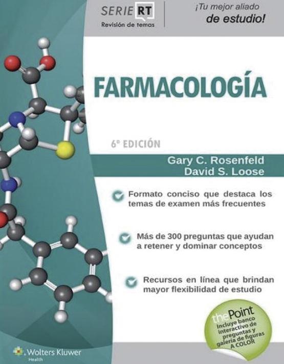 Farmacología (Serie RT)
