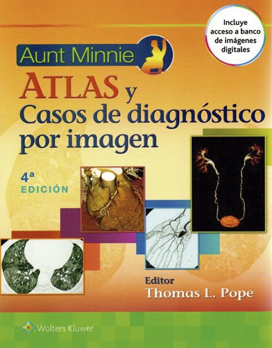 Aunt Minnie Atlas y casos de diagnóstico por imagen