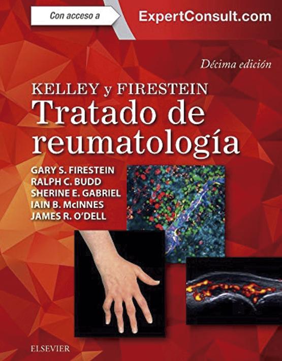 Kelley y Firestein. Tratado de reumatología + ExpertConsult