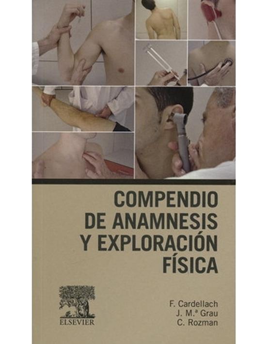 Compendio de anamnesis y exploración clínica