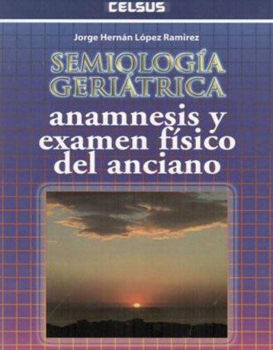 Semiologia Geriatrica