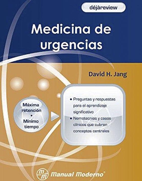 Déjàreview Medicina de urgencias