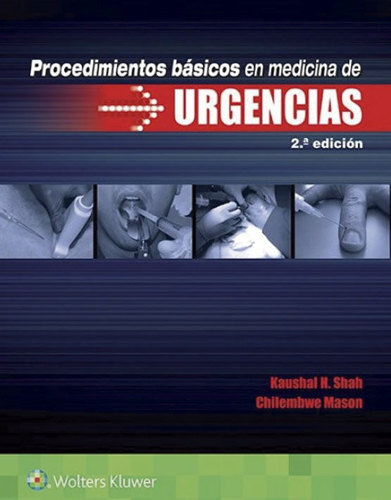 Procedimientos básicos en medicina de urgencias
