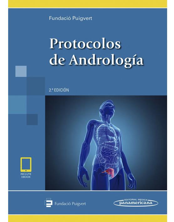 Protocolos de Andrología (incluye versión digital)